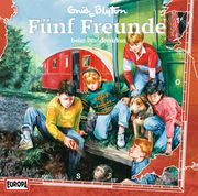 Fünf Freunde 01. beim Wanderzirkus. CD