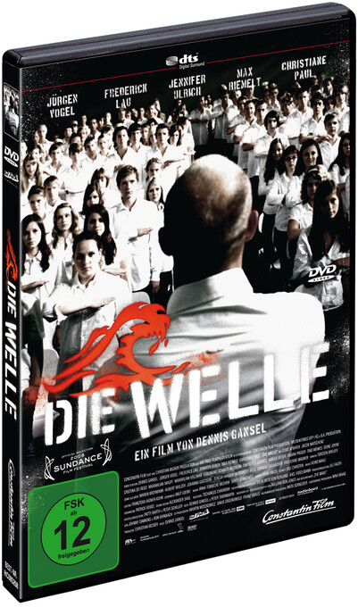 Die Welle als DVD