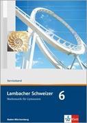 Lambacher Schweizer. 10. Schuljahr. Serviceband. Baden-Württemberg