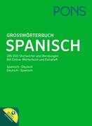 PONS Großwörterbuch Spanisch mit Online-Wörterbuch