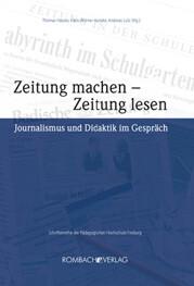 Zeitung machen - Zeitung lesen als Buch von