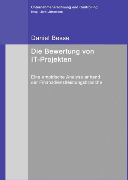 Bewertung von IT-Projekten als Buch von Daniel ...