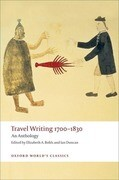 Travel Writing 1700-1830