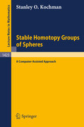 Stable Homotopy Groups of Spheres