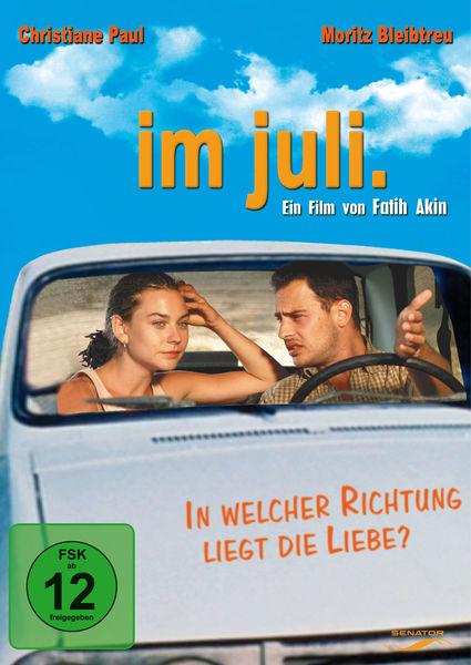 Im Juli als DVD