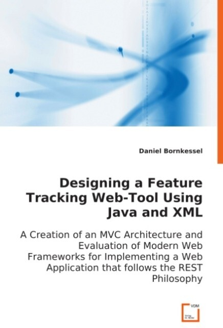 Designing a Feature Tracking Web-Tool Using Jav...