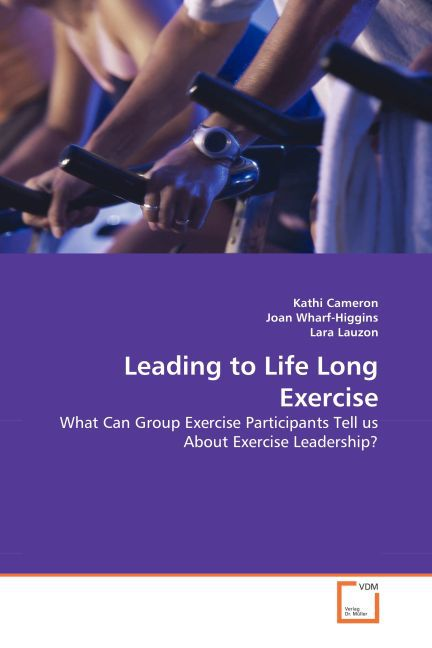 Leading to Life Long Exercise als Buch von Kath...