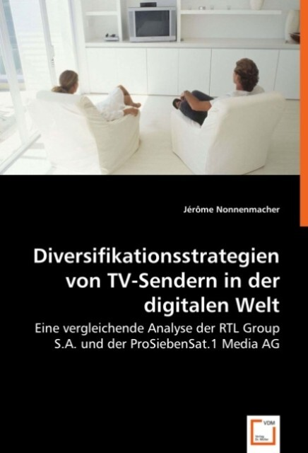 Diversifikationsstrategien von TV-Sendern in de...