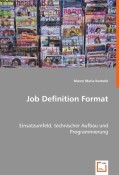 Job Definition Format