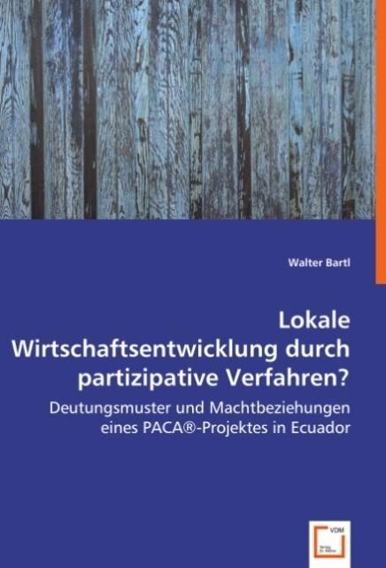 Lokale Wirtschaftsentwicklung durch partizipati...
