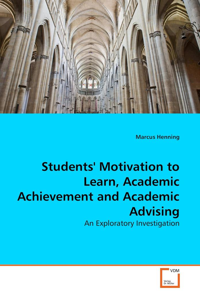 Students´ Motivation to Learn, Academic Achieve...
