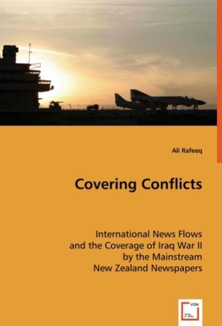 Covering Conflicts als Buch von Ali Rafeeq