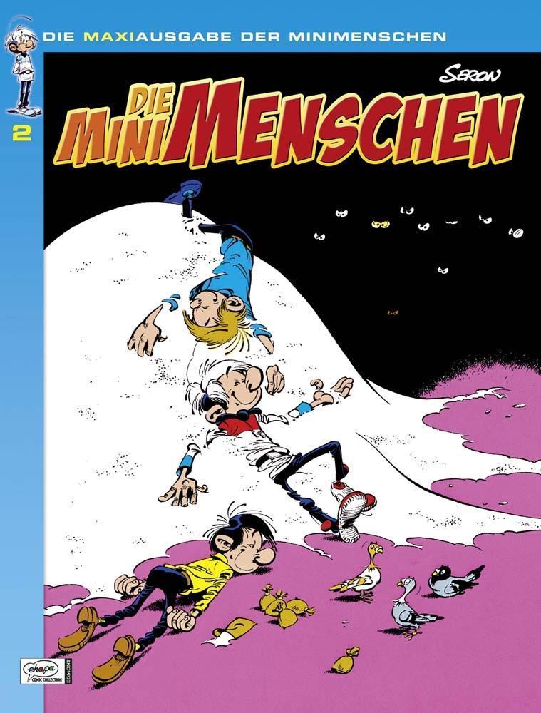 Die Minimenschen Maxiausgabe 02 als Buch