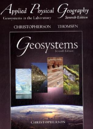 Applied Physical Geography: Geosystems in the Laboratory als Taschenbuch