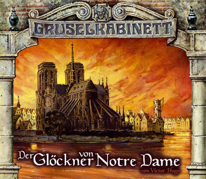 Der Glöckner von Notre Dame als Hörbuch