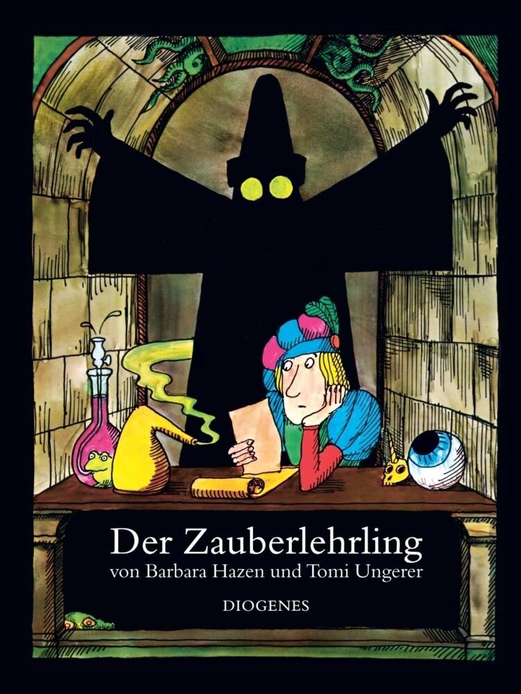Der Zauberlehrling als Buch