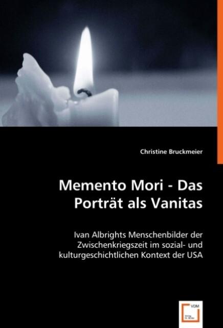 Memento Mori - Das Porträt als Vanitas als Buch...
