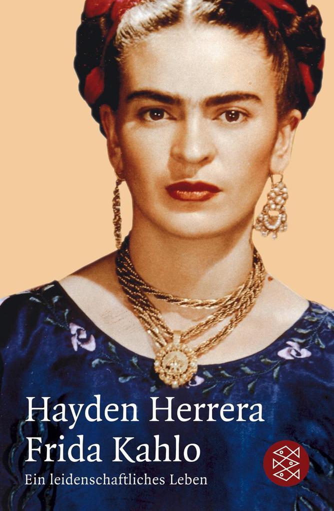 Frida Kahlo als Taschenbuch