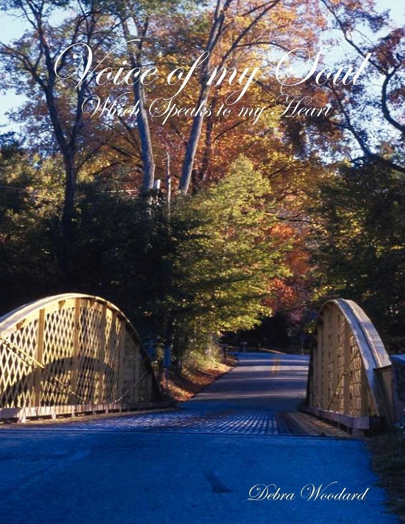 Voice of my Soul als Taschenbuch von Debra Woodard