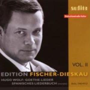 Goethe-Lieder/Span.Liederbuch (AZ)