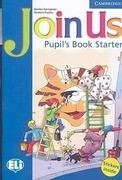 Join Us for English: Pupil's Book Starter