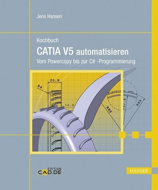 Kochbuch CATIA V5 automatisieren als Buch