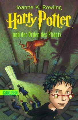 Harry Potter 5 und der Orden des Phönix als Taschenbuch