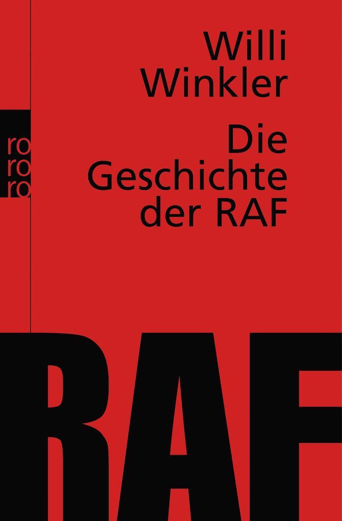 Die Geschichte der RAF als Taschenbuch