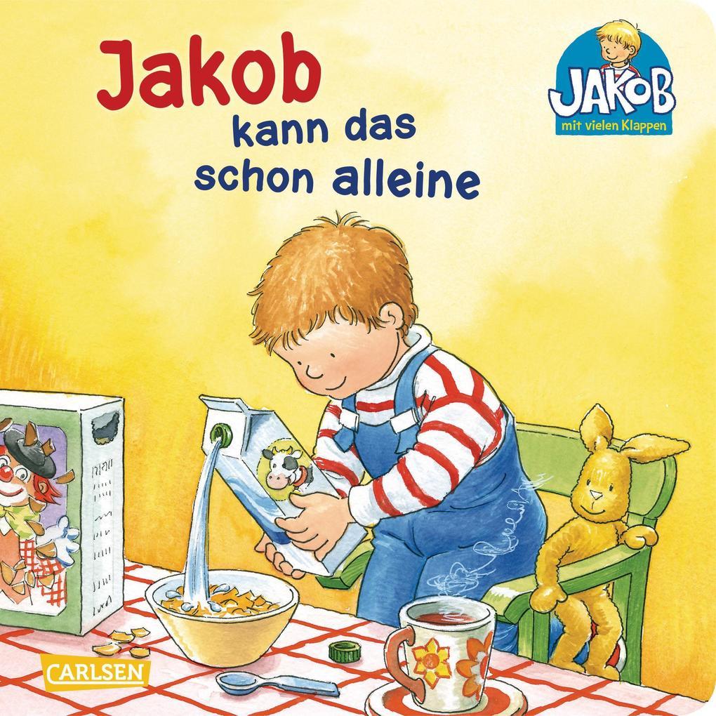 Jakob kann das schon alleine als Buch
