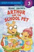 Arthur and the School Pet [With Stickers]