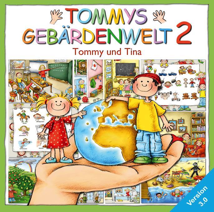 Tommys Gebärdenwelt 2, Version 3.0. CD-ROM für ...