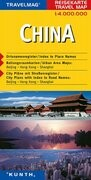Travelmag China 1:4.000.000