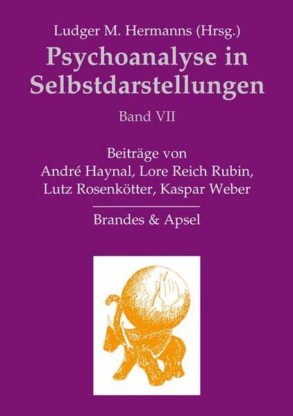 Psychoanalyse in Selbstdarstellungen 7 als Buch...