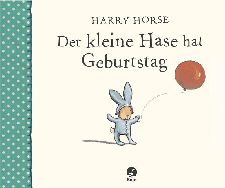 Der kleine Hase hat Geburtstag als Buch von Har...