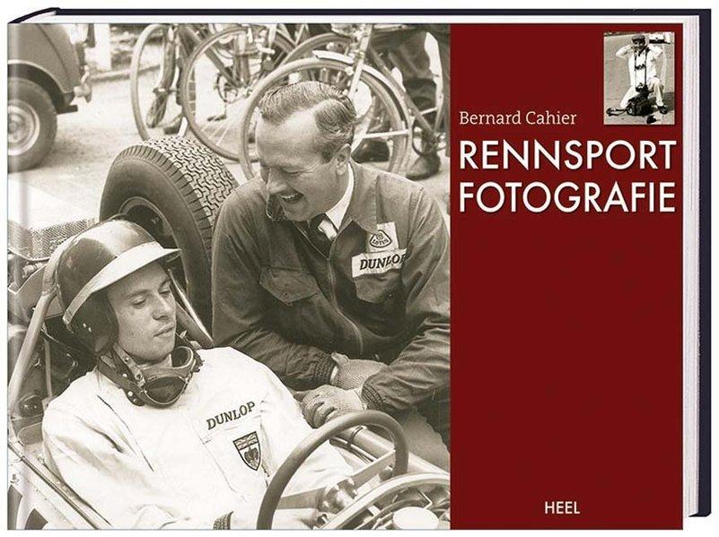 Rennsport-Fotografie als Buch von Bernard Cahie...