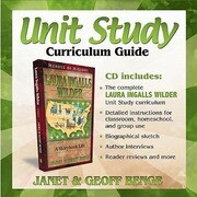 Laura Ingalls Wilder Unit Study Curriculum Guide CD-ROM: Heroes of History Series