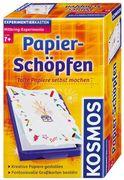 KOSMOS - Mitbringexperiment Papierschöpfen