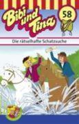 Bibi & Tina - Die rätselhafte Schatzkarte, 1 Cassette