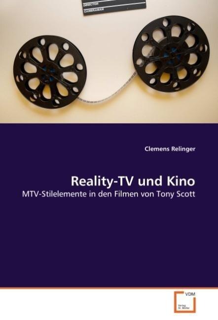 Reality-TV und Kino als Buch von Clemens Relinger