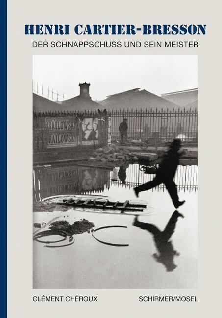 Henri Cartier-Bresson als Buch von Clement Chéroux