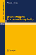 Stratified Mappings - Structure and Triangulability