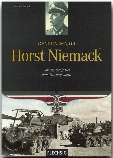 Generalmajor Horst Niemack als Buch