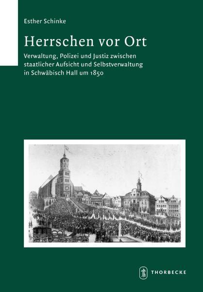 Herrschen vor Ort als Buch von Esther Schinke