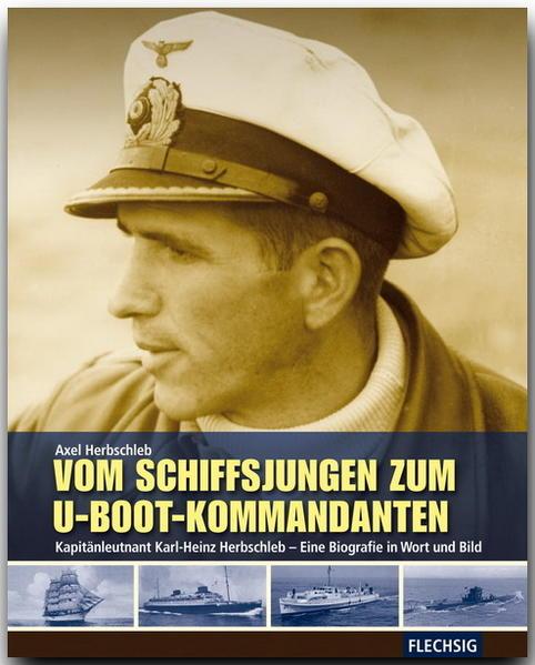 Vom Schiffsjungen zum U-Boot-Kommandanten als Buch