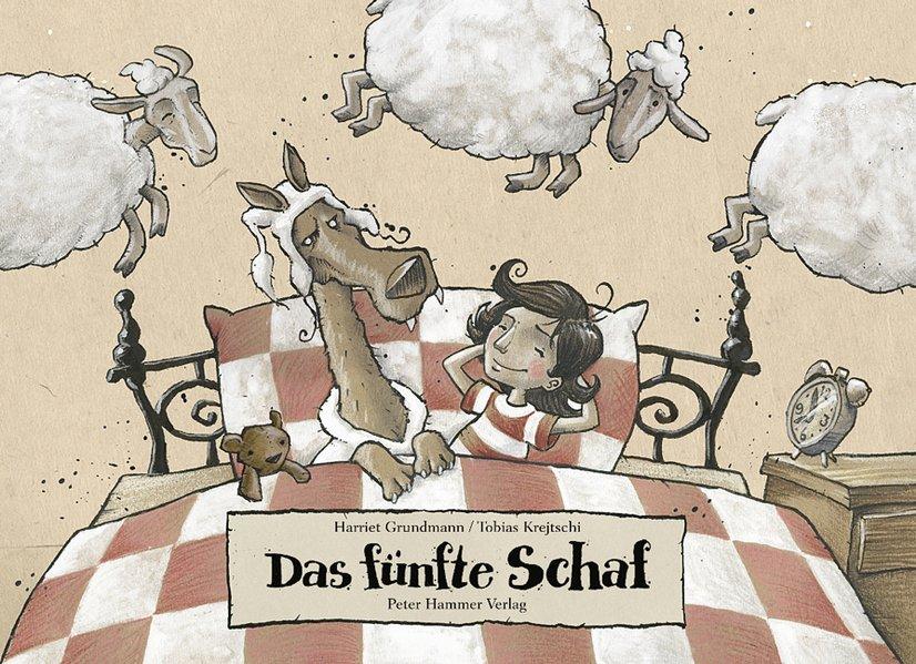 Das fünfte Schaf als Buch von Harriet Grundmann...