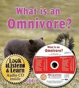 Package - What Is an Omnivore? - CD + PB Book