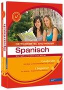 Wortschatztrainer - Die wichtigsten 1000 Wörter, Spanisch