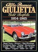 Alfa Romeo Giulietta Gold Portfolio 1954-1965