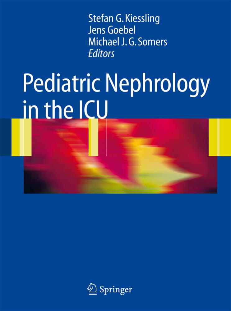 Pediatric Nephrology in the ICU als Buch