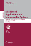 Distributed Applications and Interoperable Systems